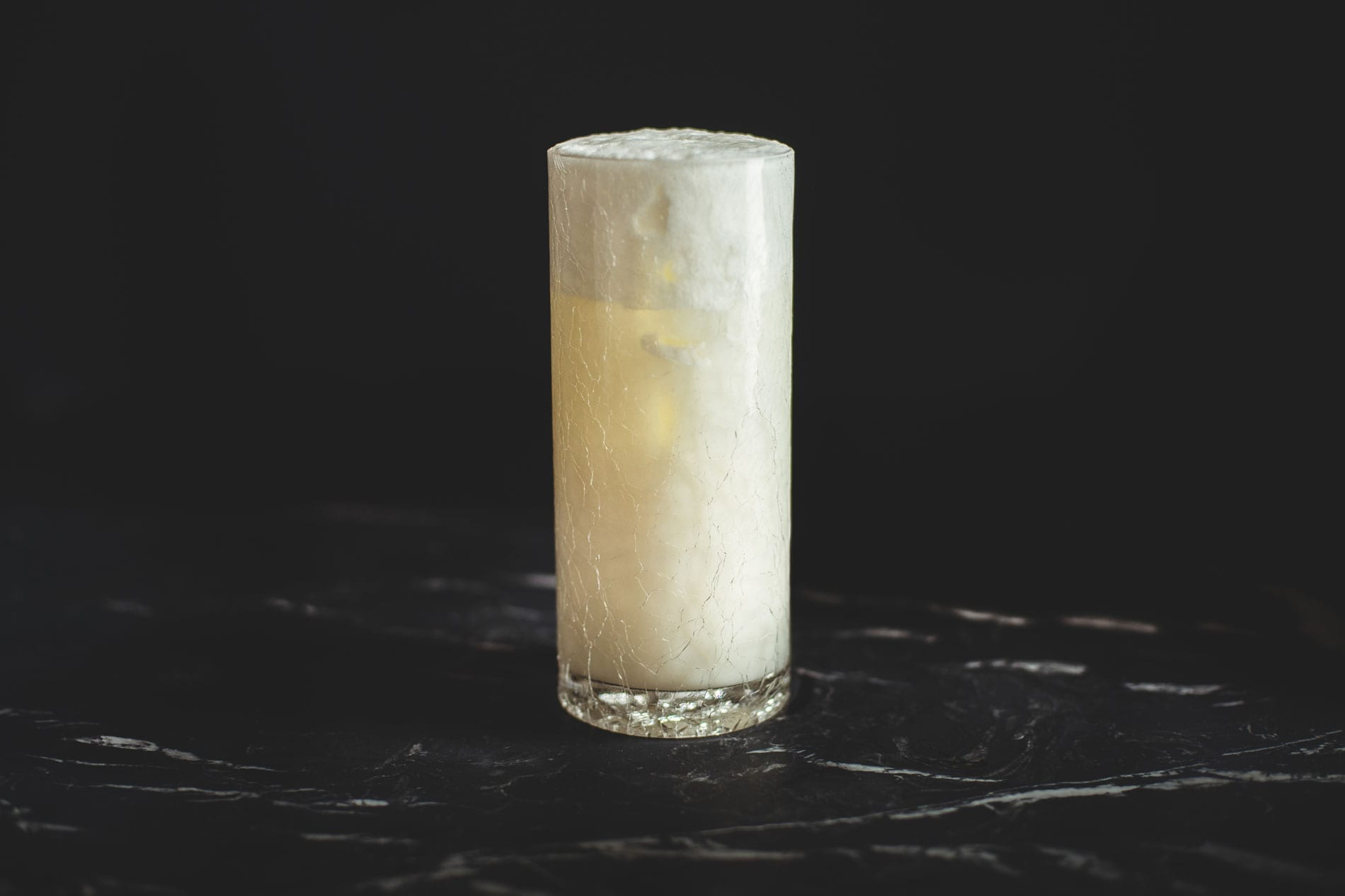 Ramos Gin Fizz Cocktail