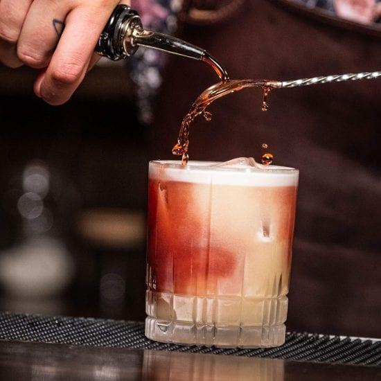 Continental Sour Stagger Lee Bar Rezept