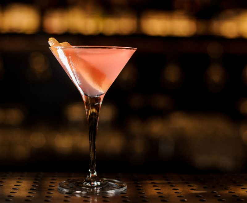 Bloomsbury Martini Cocktail | Mixology — Magazin für Barkultur