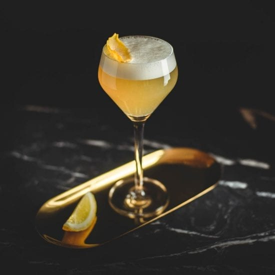 Rye Sour Cocktail Rezept | Mixology — Magazin für Barkultur