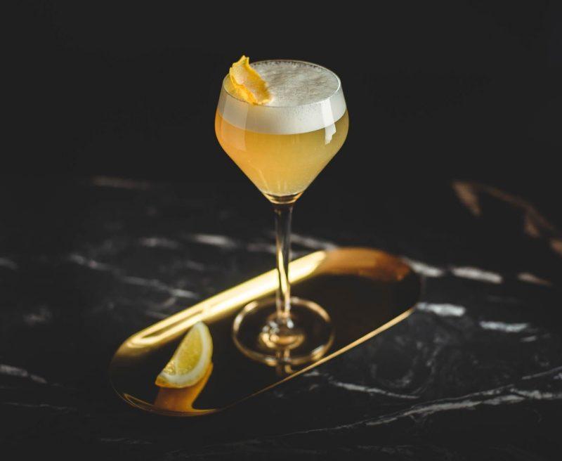 Rye Sour Cocktail Rezept | Mixology — Magazin für Barkultur