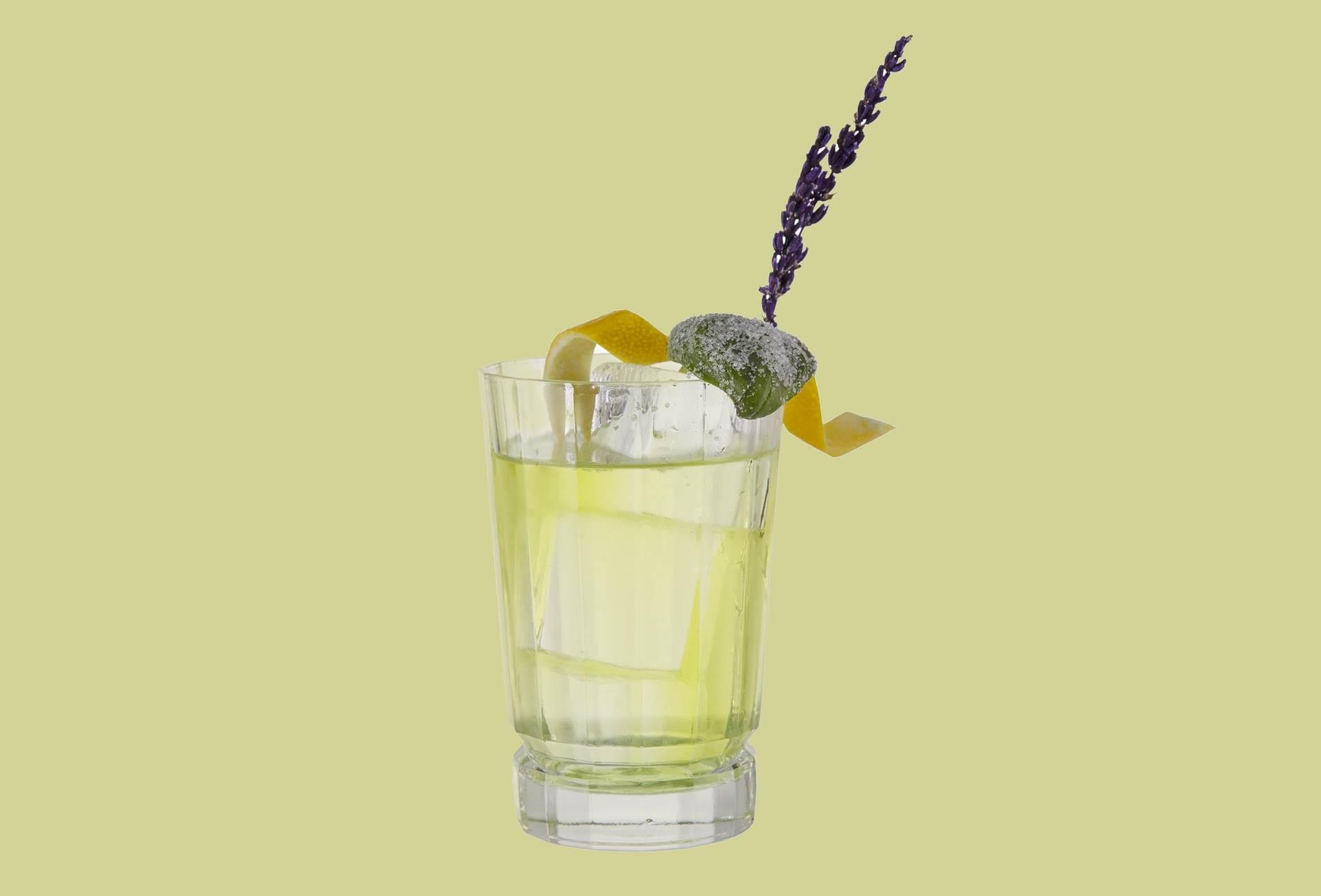 Basil Lavender