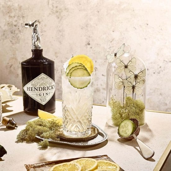Hendricks Cucumber Lemonade