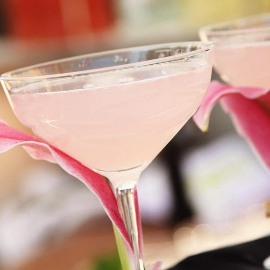 Hanami Cocktail Made in GSA 2019