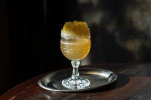 Die Geschichte des Cocktails: Der Brandy Crusta