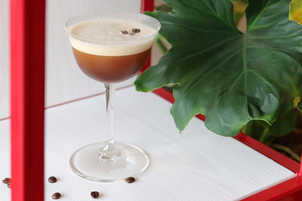 Insomia Bettina Kupsa Rezept & Zubereitung | Espresso Martini