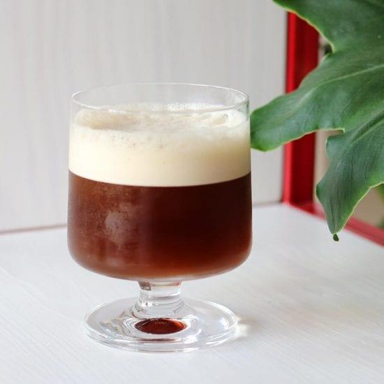 Kräuter & Bohnen Tobias Nerb Rezept & Zubereitung | Espresso Martini