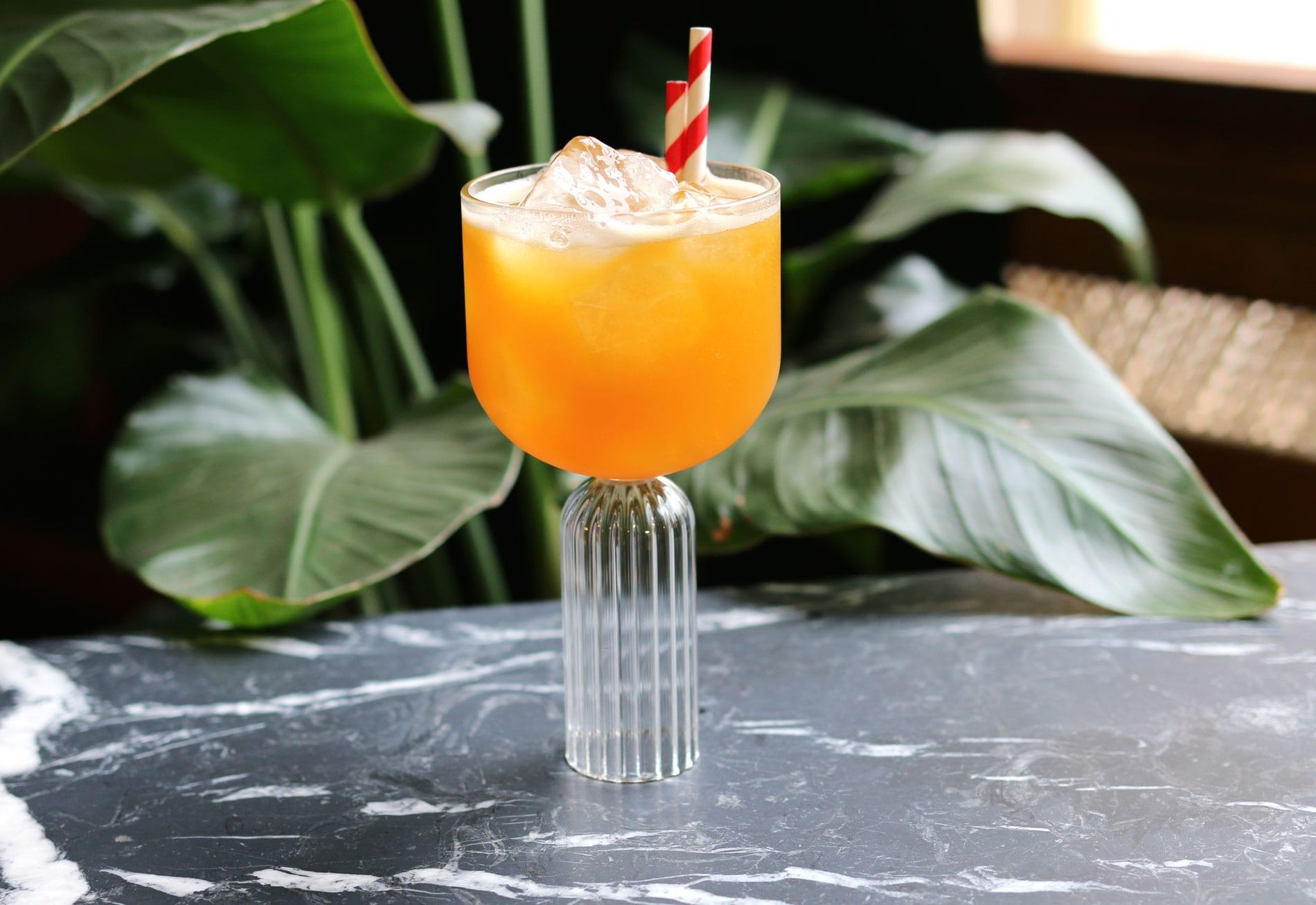 Hurricane Cocktail. Das Rezept.