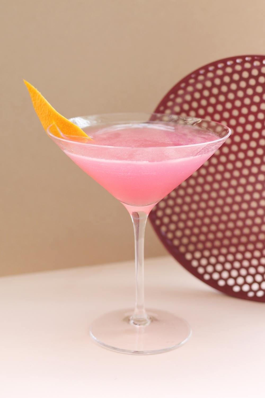 Drei Varianten Cosmopolitan Provocateur Bar