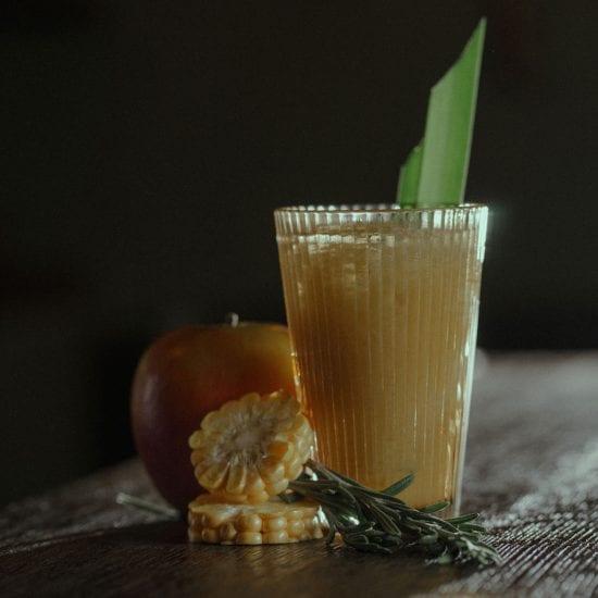 Der Corn Colada Cocktail: The Kinly und der Mais