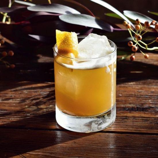 Der Autumn Ale Cocktail aus der Bar Krass Böser Wolf