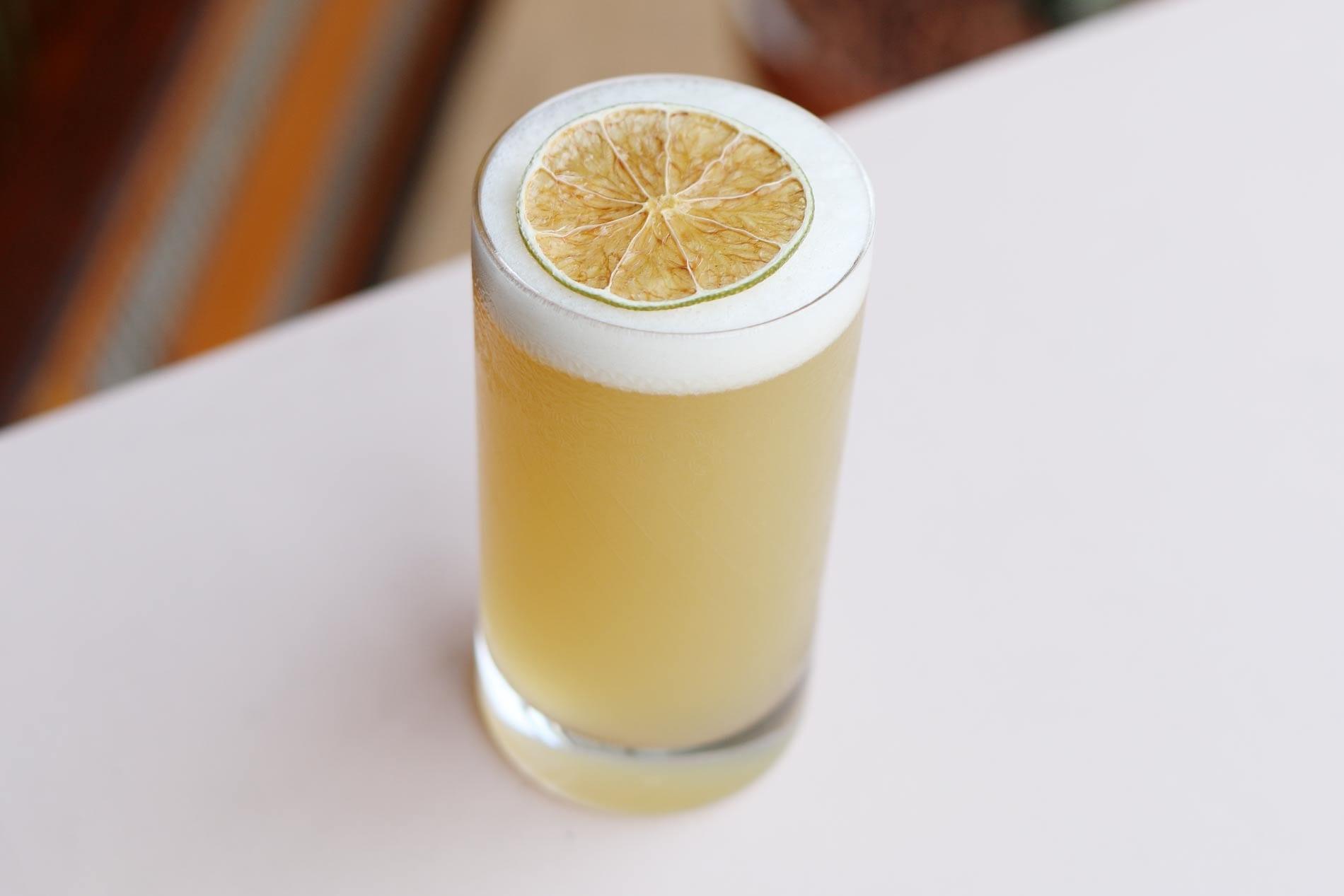 Morning Glory Fizz Cocktail | Mixology Magazin für Barkultur