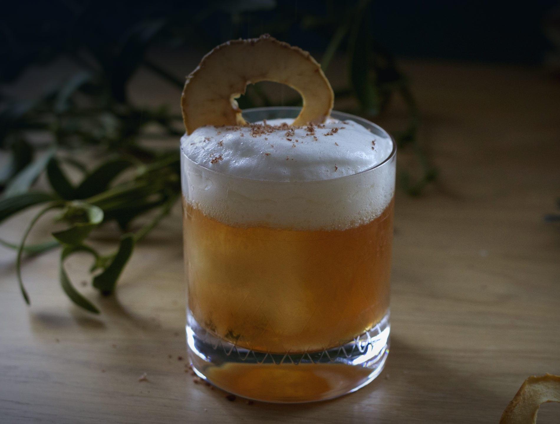 Bratapfel Old Fashioned
